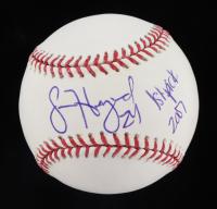 "Jason Heyward Signed OML Baseball Inscribed ""1st Pick 2007"" (JSA COA) at PristineAuction.com"