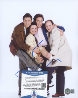"""Jerry Seinfeld Signed """"Seinfeld"""" 8x10 Photo (Beckett COA) at PristineAuction.com"""