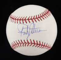 Fritz Peterson Signed OML Baseball (JSA COA) at PristineAuction.com