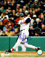 Tim Naehring Signed Red Sox 8x10 Photo (AIV COA) at PristineAuction.com