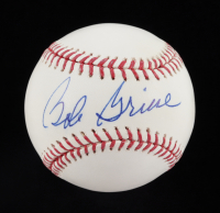 Bob Griese Signed OML Baseball (JSA COA) at PristineAuction.com
