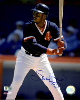 """Sam Horn Signed Red Sox 8x10 Photo Inscribed """"2005"""" (AIV COA) at PristineAuction.com"""