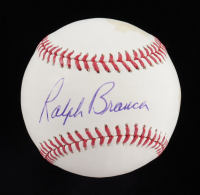 Ralph Branca Signed OML Baseball (JSA COA) (See Description) at PristineAuction.com