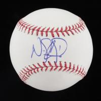 Nick Castellanos Signed OML Baseball (JSA COA) at PristineAuction.com