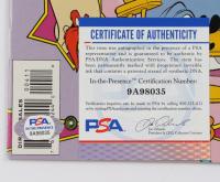 "Jeff Bergman Signed 1994 ""Looney Tunes"" Issue #4 Comic Book (PSA COA) at PristineAuction.com"