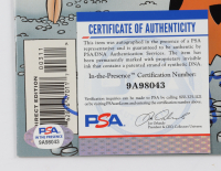 "Jeff Bergman Signed 1994 ""The Flintstones"" Issue #3 Comic Book Inscribed ""Yabba Dabba Doo!!"" (PSA COA) at PristineAuction.com"