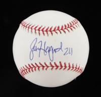 Jason Heyward Signed OML Baseball (JSA COA) at PristineAuction.com