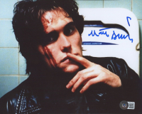 "Matt Dillon Signed ""Drugstore Cowboy"" 8x10 Photo (Beckett COA) at PristineAuction.com"
