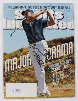 "Jordan Spieth Signed ""Sports Illustrated"" Magazine (PSA COA) at PristineAuction.com"