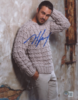 Taylor Kinney Signed 8x10 Photo (Beckett COA) at PristineAuction.com