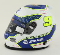 Chase Elliott Signed NASCAR NAPA 2020 Cup Series Champion Limited Edition Mini-Helmet (Elliott COA) at PristineAuction.com