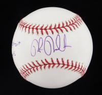 "Rick Porcello Signed OML Baseball Inscribed ""1st Pick Detroit Tigers"" (JSA COA) at PristineAuction.com"