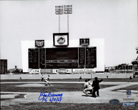 """Jim Bunning Signed Phillies 8x10 Photo Inscribed """"P6 6/21/64"""" (Steiner COA) at PristineAuction.com"""