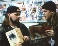 "Kevin Smith Signed ""Jay & Silent Bob"" 8x10 Photo (Beckett COA) at PristineAuction.com"