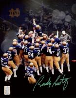 Rudy Ruettiger Signed Notre Dame Fighting Irish 8x10 Photo (Ruettiger Hologram) at PristineAuction.com