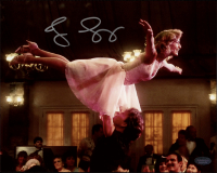 "Jennifer Grey Signed ""Dirty Dancing"" 8x10 Photo (Schwartz COA) at PristineAuction.com"