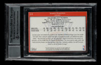 James Harden Signed 2009-10 Topps #319 RC (BGS Encapsulated) at PristineAuction.com