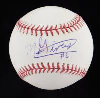 Mychal Givens Signed OML Baseball (JSA COA) at PristineAuction.com
