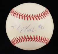 Dan Kolb Signed OML Baseball (JSA COA) at PristineAuction.com