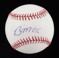 Brian McCann Signed OML Baseball (JSA COA) at PristineAuction.com