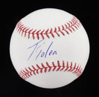 Jorge Soler Signed OML Baseball (JSA COA) at PristineAuction.com