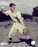 Woodie Held Signed Yankees 8x10 Photo (AIV COA) at PristineAuction.com