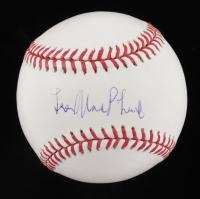 Lee MacPhail Signed OML Baseball (JSA COA) at PristineAuction.com