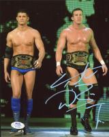 Ted DiBiase Jr. Signed WWE 8x10 Photo (PSA COA) at PristineAuction.com