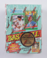 1991 Donruss Series 2 Baseball Wax Box with (36) Packs at PristineAuction.com