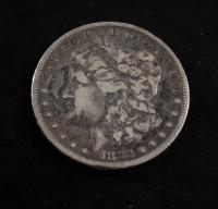1883 Morgan Silver Dollar at PristineAuction.com