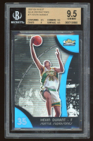 Kevin Durant 2007-08 Finest Refractors Blue #71 #061/199 (BGS 9.5) at PristineAuction.com