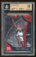 Kevin Durant 2007-08 Finest #71 RC (BGS 10) at PristineAuction.com