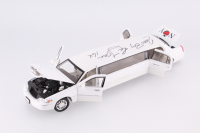 """Ric Flair Signed Lincoln Limousine Figure Inscribed """"Nature Boy"""" & """"16x"""" (Schwartz COA) at PristineAuction.com"""