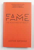 """Justine Bateman Signed """"Fame: The Hijacking of Reality"""" Hardcover Book (Beckett COA) at PristineAuction.com"""
