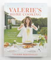"""Valerie Bertinelli Signed """"Valerie's Home Cooking"""" Hardcover Book Inscribed """"One Day at a Time!"""" (Beckett COA) (See Description) at PristineAuction.com"""