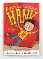 "Henry Winkler Signed ""Here's Hank"" Book (Beckett COA) (See Description) at PristineAuction.com"