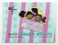 """Rasheed Wallace Signed """"HoneyDew & MaryLu"""" Hardcover Book Inscribed """"To My Friends"""" (Beckett COA) at PristineAuction.com"""