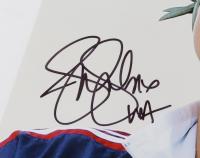 Jennie Finch Signed Team USA 11x14 Photo (PSA COA) at PristineAuction.com