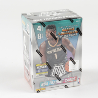2019-20 Panini Mosaic Basketball Blaster Box with (8) Packs at PristineAuction.com