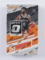 2019-20 Panini Donruss Optic Basketball Retail Box of (20) Packs at PristineAuction.com