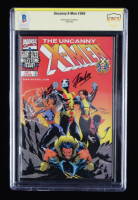 Stan Lee Signed Uncanny X-Men #360 Marvel Comic Book (BGS Encapsulated) at PristineAuction.com