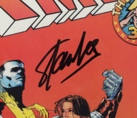 Stan Lee Signed 1998 Uncanny X-Men #360 Dynamic Forces Variant Marvel Comic Book (BGS Encapsulated) at PristineAuction.com