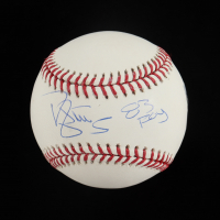 """Darryl Strawberry Signed OML Baseball Inscribed """"83 ROY"""" (SportsMemorabilia Hologram & Steiner Hologram) at PristineAuction.com"""