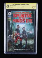 Mark Hamill Signed Star Wars: Splinter of the Mind's Eye #1 Dark Horse Comics Comic Book(CBCS 7.5) at PristineAuction.com