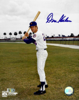 Don Hahn Signed Mets 8x10 Photo (AIV COA) at PristineAuction.com