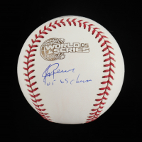 """Jerry Reinsdorf Signed 2005 World Series Baseball Inscribed """"05 WS Champs"""" (Schwartz Sports COA) at PristineAuction.com"""