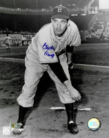 Clyde King Signed Yankees 8x10 Photo (AIV COA) at PristineAuction.com