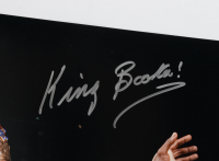 """Booker T Signed WWE 16x20 Photo Inscribed """"King Booker!"""" (PSA COA) at PristineAuction.com"""