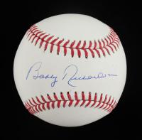 Bobby Richardson Signed OML Baseball (Schwartz Sports COA) at PristineAuction.com