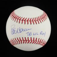 "Bob Horner Signed OML Baseball Inscribed ""78 NL Roy"" (Schwartz Sports COA) at PristineAuction.com"